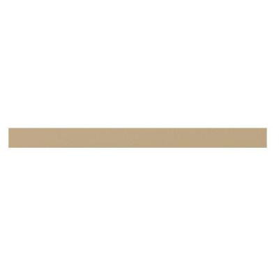 Identity Matte Imperial Gold 5/8 in. x 10 in. Ceramic Accent Wall Tile