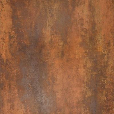 Vanity 24 in. x 24 in. Rust Porcelain Floor and Wall Tile (15.5 sq. ft. / case)-DISCONTINUED