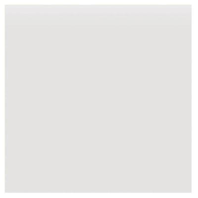 Matte Pearl White 4-1/4 in. x 4-1/4 in. Ceramic Bullnose Corner Wall Tile