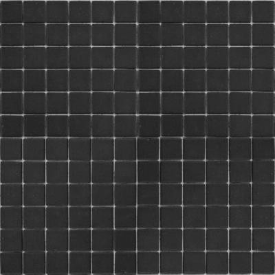Teaz Darjeeling-1203 Mosiac Recycled Glass Mesh Mounted Floor and Wall Tile - 3 in. x 3 in. Tile Sample
