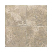 Stratford Place Dorian Gray 18 in. x 18 in. Ceramic Floor and Wall Tile (18 sq. ft. / case)