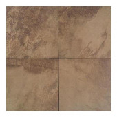 Aspen Lodge Cotto Mist 18 in. x 18 in. Porcelain Floor and Wall Tile (15.28 sq. ft. / case)-DISCONTINUED
