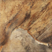Jade 6-1/2 in. x 6-1/2 in. Ochre Porcelain Floor and Wall Tile (10.55 sq. ft. case)