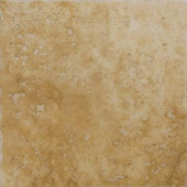 Piozzi Castello 7 in. x 7 in. Porcelain Bullnose Wall Tile-DISCONTINUED
