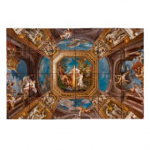 Vatican 36 in. x 24 in. Tumbled Marble Tiles (6 sq. ft. /case)