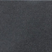 Colour Scheme Black Speckled 12 in. x 12 in. Porcelain Floor and Wall Tile (15 sq. ft. / case)