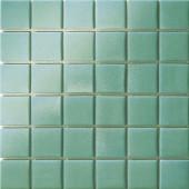 12.5 in. x 12.5 in. Capri Tormalina Grip Glass Tile-DISCONTINUED