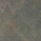 Continental Slate Brazilian Green 6 in. x 6 in. Porcelain Floor and Wall Tile (11 sq. ft. / case)