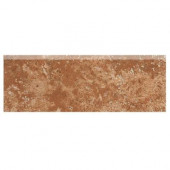 Montagna Soratta 3 in. x 12 in. Porcelain Bullnose Floor and Wall Tile