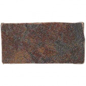 Stratford 3 in. x 6 in. Graphite Porcelain Floor and Wall Tile-DISCONTINUED