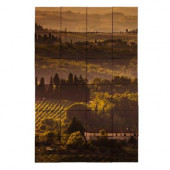 Vineyard1 24 in. x 36 in. Tumbled Marble Tiles (6 sq. ft. /case)