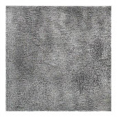 Massalia Pewter 4 in. x 4 in. Metal Decorative Wall Tile-DISCONTINUED
