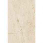 Botticino 12 in. x 8 in. Natural Ceramic Wall Tile-DISCONTINUED