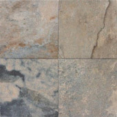 Stone Autumn 6 in. x 6 in. Glazed Porcelain Pool Tile