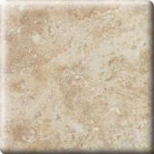 Heathland Raffia 6 in. x 6 in. Glazed Ceramic Bullnose Corner Wall Tile