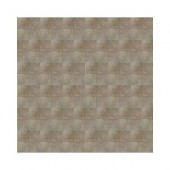 Aspen Lodge Shadow Pine 12 in. x 12 in. x 6 mm Porcelain Mosaic Floor and Wall Tile (7.74 sq. ft. / case)