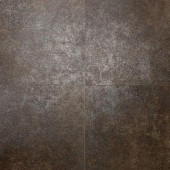 Metal Effects Brilliant Bronze 13 in. x 13 in. Porcelain Floor and Wall Tile (15.24 sq. ft. / case)-DISCONTINUED