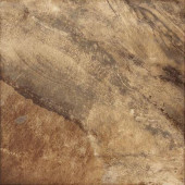 Jade Chestnut 13 in. x 13 in. Glazed Porcelain Floor and Wall Tile (17.85 sq. ft. /case)