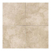 Salerno Cremona Caffe 18 in. x 18 in. Ceramic Floor and Wall Tile (18 sq. ft. / case)