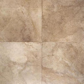 Portenza Terra di Siena 21 in. x 21 in. Glazed Porcelain Floor and Wall Tile (14.74 sq. ft. / case)