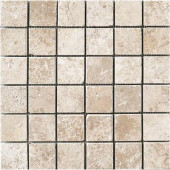 Montagna Lugano 12 in. x 12 in. Porcelain Mosaic Floor and Wall Tile