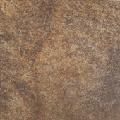Granite Marron 6 in. x 6 in. Glazed Porcelain Floor and Wall Tile (9.69 sq. ft. / case)