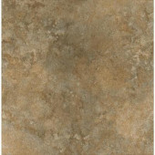 Milano 12 in. x 12 in. Walnut Porcelain Floor and Wall Tile-DISCONTINUED