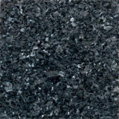 Granite Blue Pearl 12 in. x 12 in. Polished Granite Floor and Wall Tile (10 sq. ft. / case)