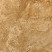 Ardosia Gold 13 in. x 13 in. Glazed Porcelain Floor and Wall Tile (10.71 sq. ft. / case)