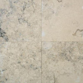 Jurastone Gray 18 in. x 18 in. Natural Stone Floor and Wall Tile (13.5 sq. ft. / case)