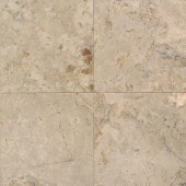 Napolina 18 in. x 18 in. Natural Stone Floor and Wall Tile (15.75 sq. ft. / case)