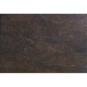 Avila 24 in. x 12 in. Marron Porcelain Floor and Wall Tile (14.25 sq.ft. /case)-DISCONTINUED