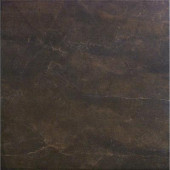 Avila 18 in. x 18 in. Marron Porcelain Floor and Wall Tile (10.66 sq. ft./ case)-DISCONTINUED
