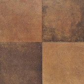 Terra Antica Rosso 12 in. x 12 in. Porcelain Floor and Wall Tile (15 sq. ft. / case)