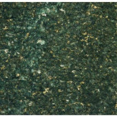 Verde Ubatuba 18 in. x 18 in. Polished Granite Floor and Wall Tile (9 sq. ft. / case)