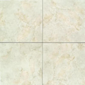 Brancacci Aria Ivory 12 in. x 12 in. Ceramic Floor and Wall Tile (11 sq. ft. / case)