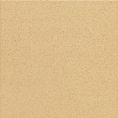 Colour Scheme Luminary Gold 6 in. x 6 in. Porcelain Bullnose Floor and Wall Tile-DISCONTINUED