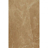 Kali 12 in. x 8 in. Tabaco Ceramic Wall Tile-DISCONTINUED