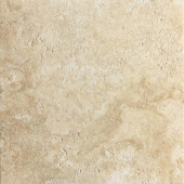 Artea Stone 13 in. x 13 in. Avorio Porcelain Floor and Wall Tile (10.71 sq. ft./case)