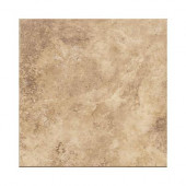 Salerno Marrone Chiaro 6 in. x 6 in. Glazed Ceramic Bullnose Wall Tile
