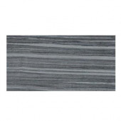 Veranda Gunmetal 13 in. x 20 in. Porcelain Floor and Wall Tile (10.32 sq. ft. / case)