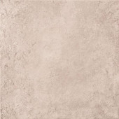 Villa Terme Crema 18 in. x 18 in. Glazed Porcelain Floor and Wall Tile-DISCONTINUED