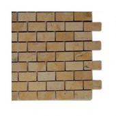 Jerusalem Gold Bricks Natural Stone Floor and Wall Tile Sample