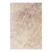 Continental Slate Egyptian Beige 12 in. x 18 in. Porcelain Floor and Wall (13.5 sq. ft. / case)