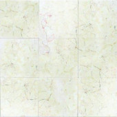 4 in. x 4 in. Luxor Gold Limestone Floor & Wall Tile-DISCONTINUED