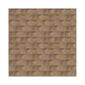 Aspen Lodge Cotto Mist 12 in. x 12 in. x 6 mm Porcelain Mosaic Floor and Wall Tile (7.74 sq. ft. / case)