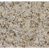 St. Helena Gold 18 in. x 18 in. Polished Granite Floor and Wall Tile (9 sq. ft. / case)