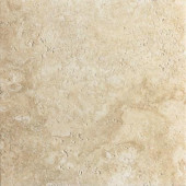 Artea Stone 6-1/2 in. x 6-1/2 in. Avorio Porcelain Floor and Wall Tile (9.38 sq. ft. /case)