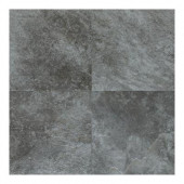 Continental Slate English Grey 18 in. x 18 in. Porcelain Floor and Wall Tile (18 sq. ft. / case)