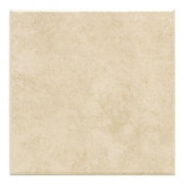 Brazos Beige 18 in. x 18 in. Ceramic Floor and Wall Tile (10.9 sq. ft. / case)-DISCONTINUED